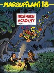 Marsupilami. 18, Robinson Academy / scénario Dugomier | Dugomier (1964-....). Auteur