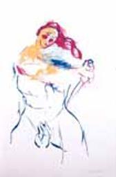 Sans titre / peintre Jean Roulland   Roulland, Jean. Autre