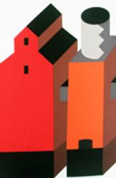 Usine / peintre Luc Van Malderen | Van Malderen, Luc. Autre