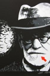 Freud / peintre Jef Aerosol   Jef Aerosol. Autre